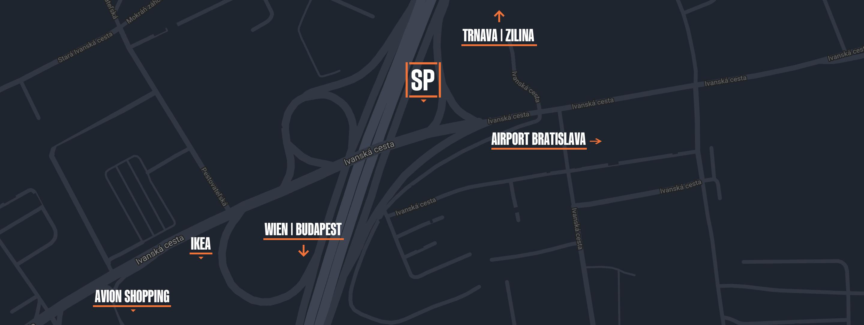 mapa storageport